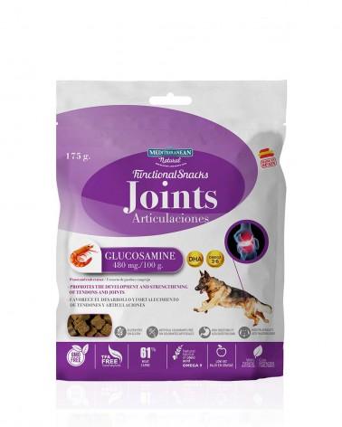 Functional Snacks articulaciones de Mediterranean Natural para perros