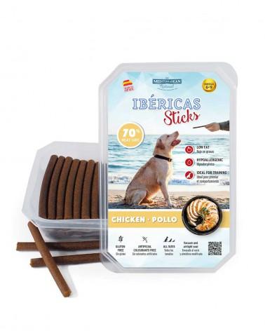 ibericas sticks de buey para perros Mediterranean Natural